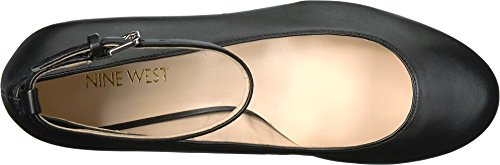 West Nine Black Womens Leather Everina OW4O0HwAq