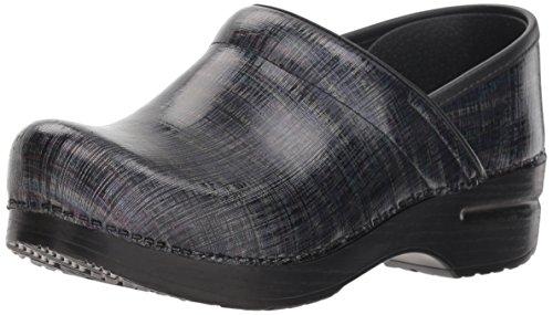 Dansko Women's Professional Mule,linen patent,35 EU/4.5-5 M US ()