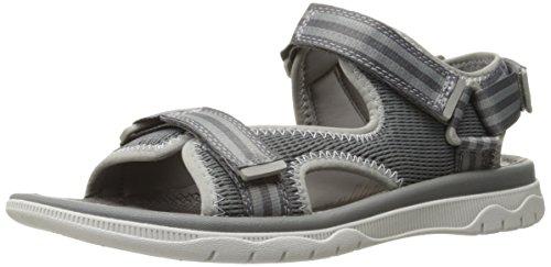 Clarks Men's Balta Sky Huarache Sandal - Grey - 9.5 D(M) US