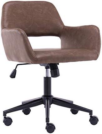 Rottnen High Adjustable Vanity Chair Home Office Desk Chair