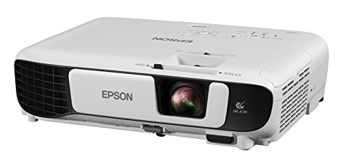 Electronics : Epson EX5260 XGA 3,600 lumens color brightness (color light output) 3,600 lumens white brightness (white light output) wireless HDMI 3LCD projector