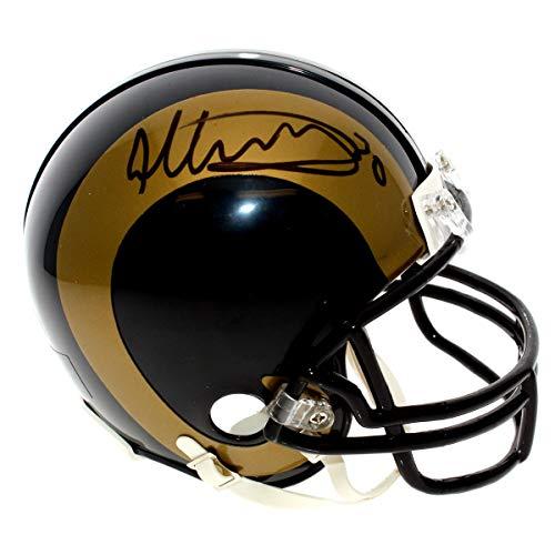 Todd Gurley Autographed Signed Los Angeles Rams Mini Helmet - JSA Certified Authentic - Autographed Signed Mini Helmets