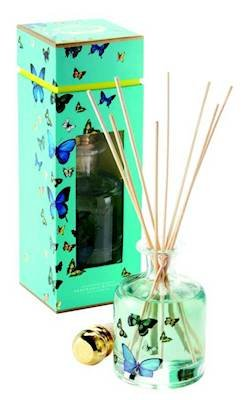 BUTTERFLY BLUES (Sugarcane Lemongrass) Portus Cale 8 oz Reed Diffuser