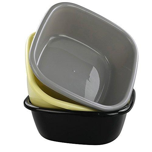 plastic basin tub - 4