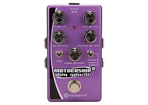 Pigtronix Guitar Signal Path Effect, Purple (MS2) from Pigtronix