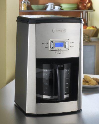 Best Drip Coffee Maker Programmable : DeLonghi DC514T 14-Cup Programmable Drip Coffeemaker New 443874251 eBay