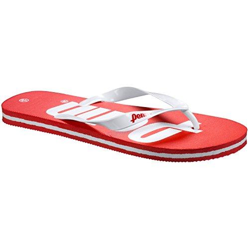 Penn-logo Flip Flops Rood / Wit