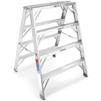 Werner Tw374 30 Work Stand 48 In H 300 Lb Aluminum