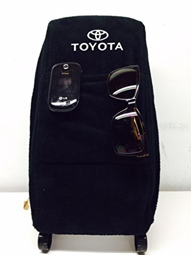 Toyota Camry Center Console - Officially Licensed Toyota Camry Center Console Cushion Protector Konsole Armour Cover (Toyota Camry's 2004-2014)