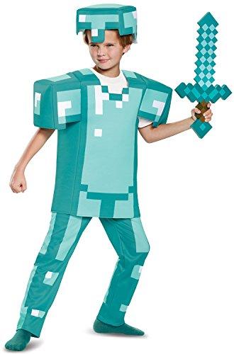 Armor Deluxe Minecraft Costume