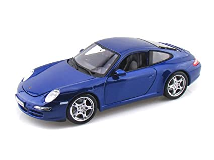 Porsche 911 Carrera S 1/18 Blue