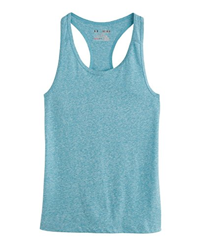 Girls' UA Charged Cotton Tri-Blend Tank by Under Armour