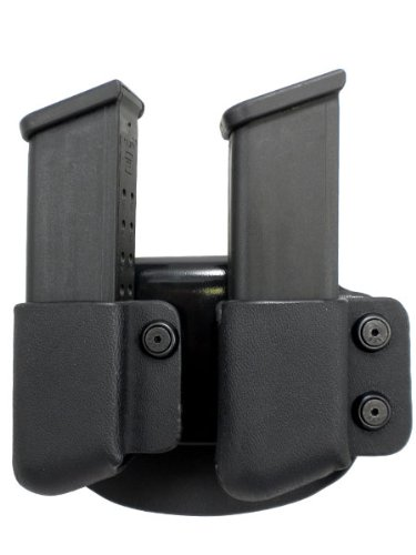 Twin Paddle Pouch - Left Side Carry (Right hand Shooter) - Beretta 92/96/M9 (Not A1)