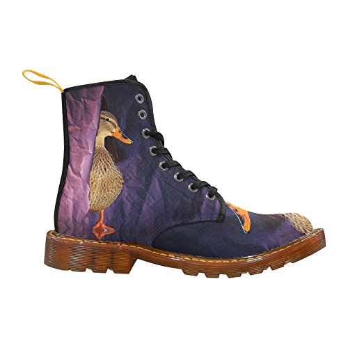 Boots Up Women Shoes Story Duck D Lace Martin For ISYUTSqw