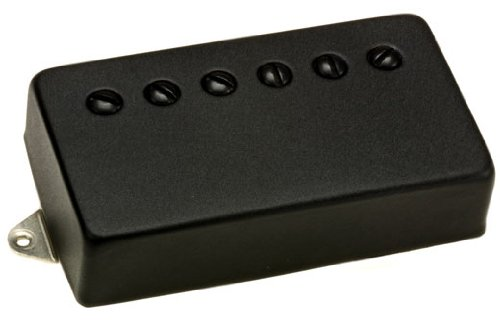 DiMarzio DP155 Tone Zone Humbucker Pickup Black Metal Regular Spacing