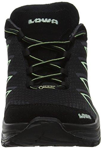9915 Lo Femme Randonnée Ferrox GTX WS Salvia Multicolore de Hautes Chaussures Evo Nero Lowa Ozaqtn0wTw