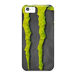 Iphone 5c YzF16310NHOr Allow Personal Design Vivid Monster Series Shock Absorption Hard Cell-phone Cases -ColtonMorrill