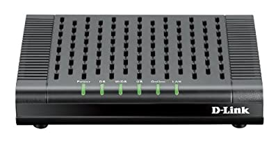 D-Link DCM-301 Docsis 3.0 Cable Modem 343 Mbs for XFINITY/Comcast , Time Warner Cable, Spectrum, Cox, Charter, Cablevision, Bright House and more by D-Link Systems, Inc.