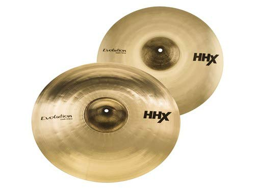 Sabian HHX Evolution Crash Cymbal Pack - 17''/19''