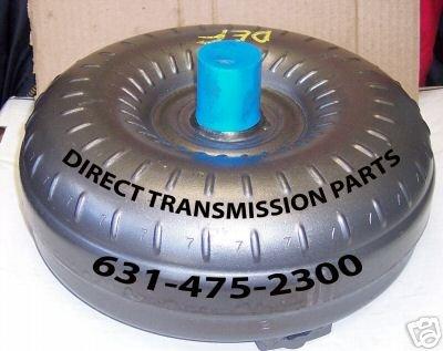 200r4, 7004r, 4l60e, 1650 Stall Speed Torque Converter