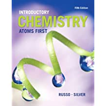Introductory Chemistry: Atoms First (5th Edition)