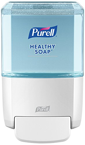 (PURELL ES4 HEALTHY SOAP Push-Style Dispenser, White, Dispenser for PURELL ES4 1200 mL Soap Refills - 5030-01)