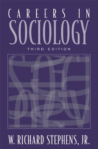 Careers in Sociology (3rd Edition)