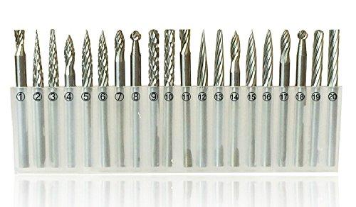 Most Popular Power Rotary Tool Cutting Burs