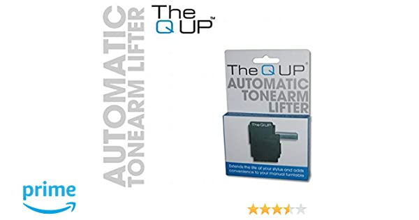 The Q Up - Elevador automático del brazo de tocadiscos: Amazon.es ...