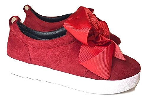 Para Red Sintético de Mujer Material Pommy Zapatillas qSw78HxT