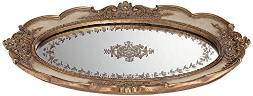 Kensington Hill Iberia Gold Mirrored Decorative Tray
