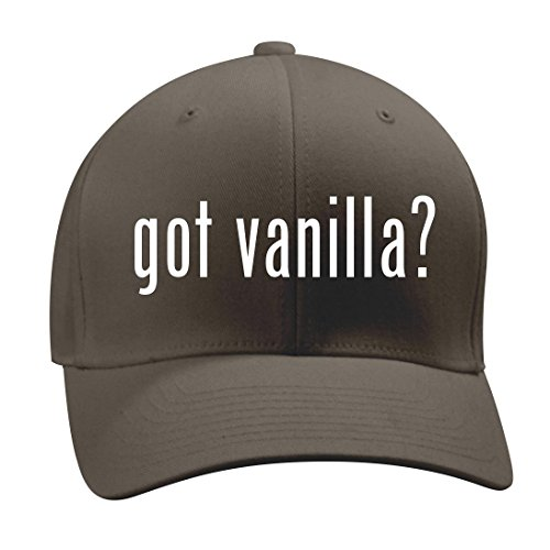 got vanilla? - A Nice Men's Adult Baseball Hat Cap, Dark Grey, Large/X-Large