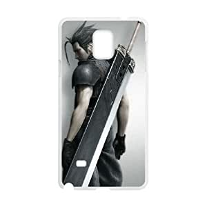 samsung_galaxy_note4 phone case White Zack Fair Final Fantasy UUH7324845