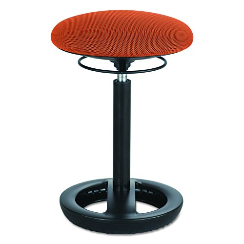 (Safco Products 3000OR Twixt Active Seating, Orange)
