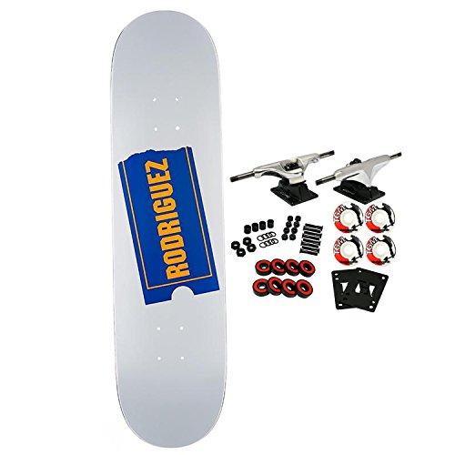 Primitive Skateboard Complete Rodriguez Late Fee 8.0″