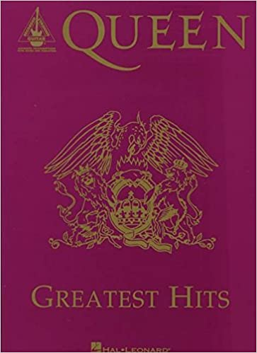 Amazon.com: Queen - Greatest Hits (Guitar Recorded Versions ...