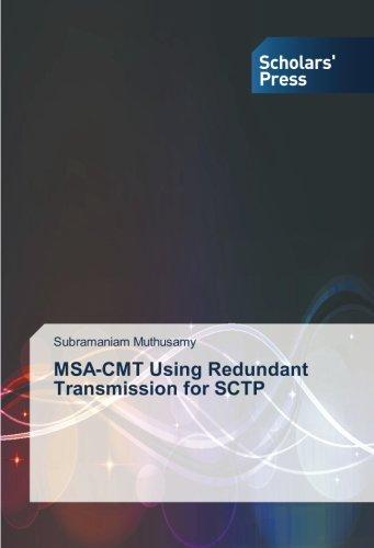 Download MSA-CMT Using Redundant Transmission for SCTP ebook