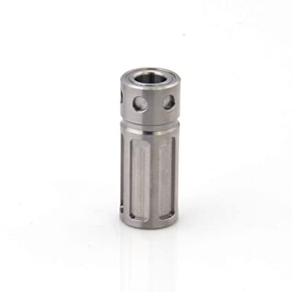 TITANER Titanium Gun Bucket Rope Buckle Barrel Bucket Pendant Key
