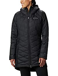 Heavenly Long Hybrid Jacket