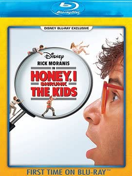Honey I Shrunk The Kids Blu Ray Movies Tv Amazon Com