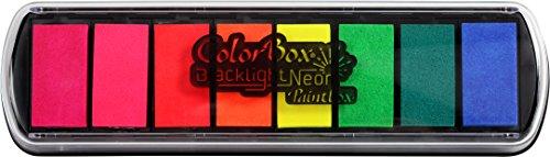 ColorBox Inkpad Black Light Neon ()
