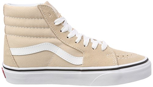 Sneaker frappe true Alto hi canvas A Suede White Sk8 Classic Beige Collo Unisex Q9x Vans adulto wX7xqBUpq