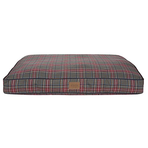 Pendleton Petnappers Grey Stewart Pet Bed Large