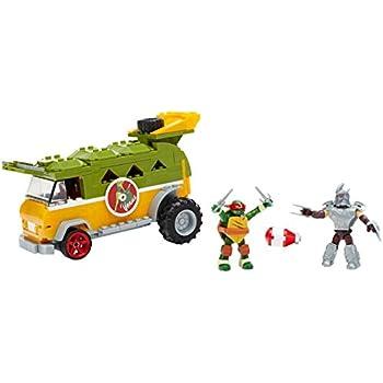 Amazon.com: Mega Bloks Teenage Mutant Ninja Turtles Raph ...