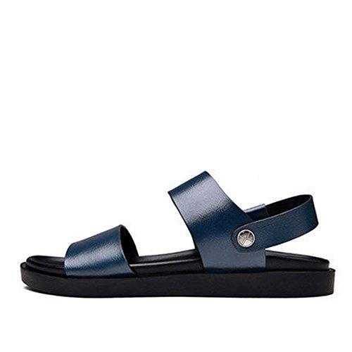 Personalizzato dell Versatile Pantofole Elegante Estate Fresco Casual 1 Color E Due CoolEscursioni Casual Beach E Uomini Moda HUAHUA Sandali xqCwtZA00I
