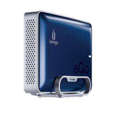 Ego Usb 2.0 Desktop - Iomega eGo 500GB Desktop USB2.0 - Midnight Blue