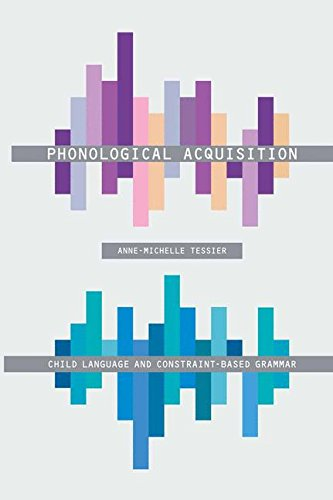 Phonological Acquisition: Child Language and Constraint-Based Grammar