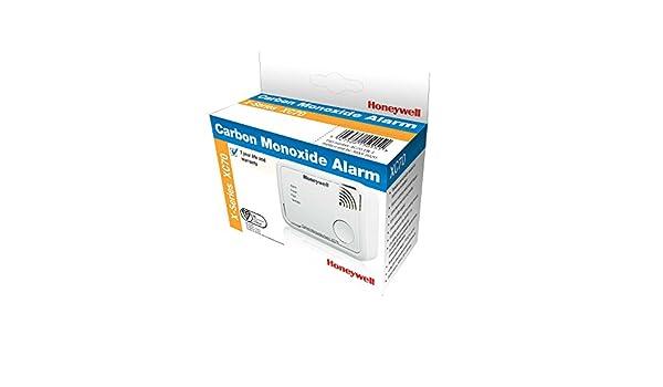 Honeywell XC70 Alarma X-Series con de monóxido de Carbono ...
