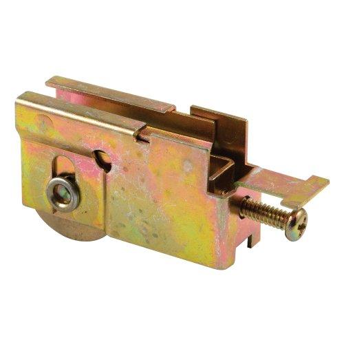 Roller Assortment - Prime-Line Products D 1524 Adjustable Concave Edge Sliding Door Assortment, 1-1/8 in Dia X 5/16 in W, 1 Roller, 1-1/8-Inch