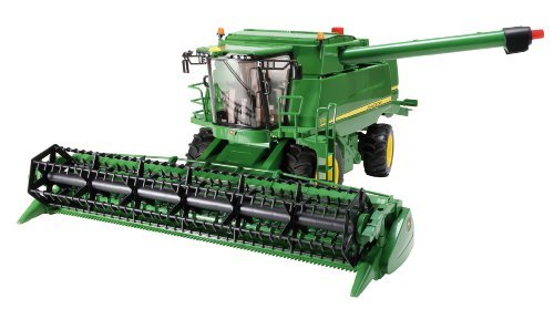 John Deere Combine T-670i with Grain Head 1:16 Scale